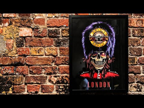 SCHOTT with GUNSNROSES @ CAMDEN MARKET