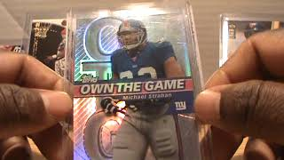 2010 Topps Football Sports Cards, Episode: 127