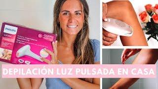 Depilacion Luz Pulsada en casa 2018 Philips Lumea 2 anos de experiencia