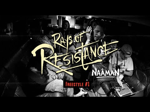 Naâman - Rays Of Resistance Freestyle #1 - Youthman Story