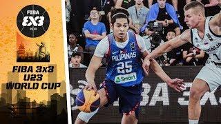 Ricci Rivero - Philippines - Mixtape - FIBA 3x3 U23 World Cup 2018