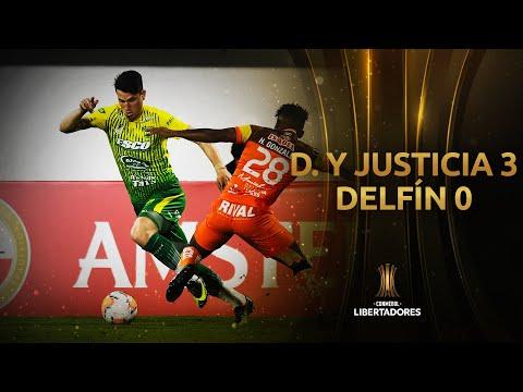 Defensa y Justicia Delfin Goals And Highlights