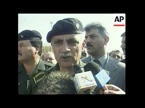 IRAQ: DOMESTIC AIRLINE FLIGHTS RESUMED