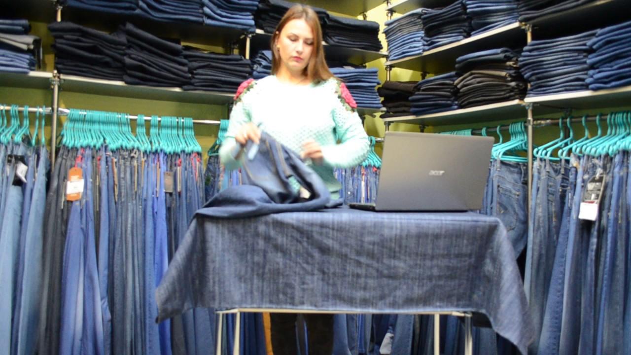 Как правильно подобрать размер джинсов для женщин