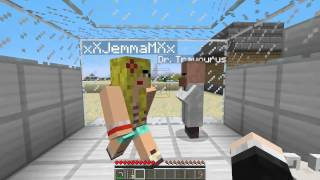 Minecraft | THEDIAMONDMINECART IMPOSTERS!! | Custom Mod Adventure TDM
