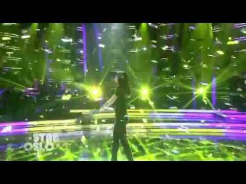 BEST Lena singt Satellite - USFO Finale (2010)