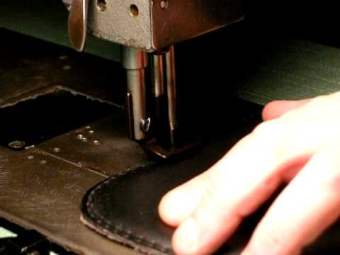 The Walking Foot Sewing Machine YouTube Gorgeous Glaco Industrial Sewing Machine