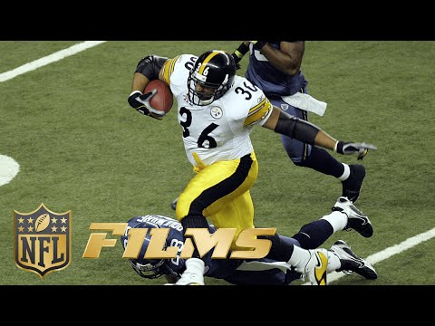 Jerome Bettis: His Bittersweet Super Bowl XL | A Football Life | NFL