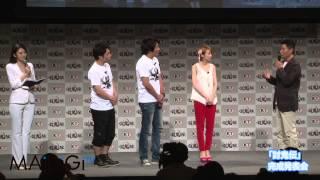 タレントの南明奈さんが18日、新作アクションゲーム「討鬼伝」(コーエ...
