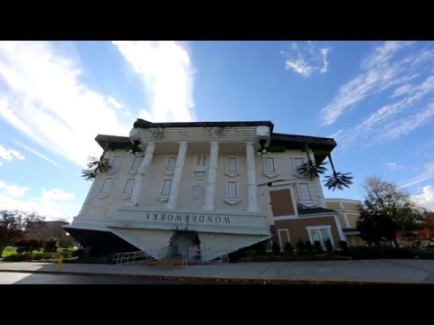 Inside Look at WonderWorks in Pigeon Forge, TN from Visit My Smokies