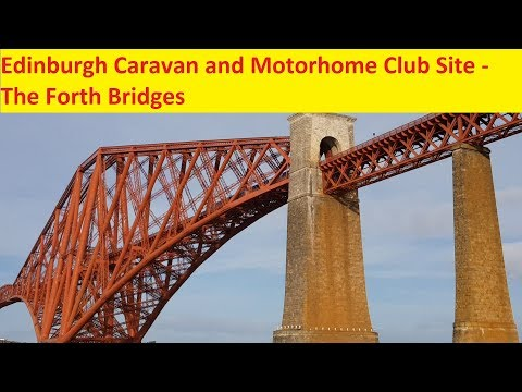 The New Queensferry Crossing And The Forth Bridges