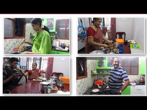 One day Vlog/What I prepared for my athai mama/Full day Spl Veg menu/South Indian veg menu