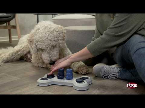 TRIXIE Heimtierbedarf - Dog Activity Strategiespiel Flip Bone