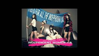 miss A (미쓰에이) - Time's Up (Audio)