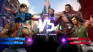 Marvel vs. Capcom Infinite Gameplay [PS4]