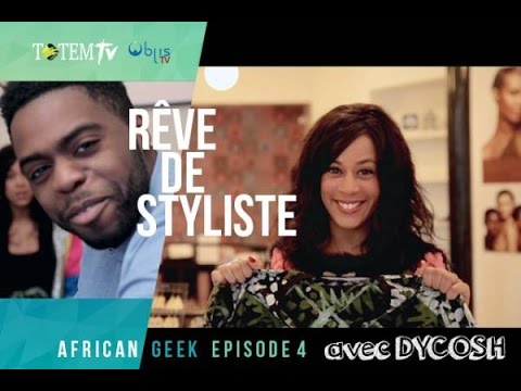 "AfricanGeek – Episode 4 ""Rêve de styliste"" (Web-série)"
