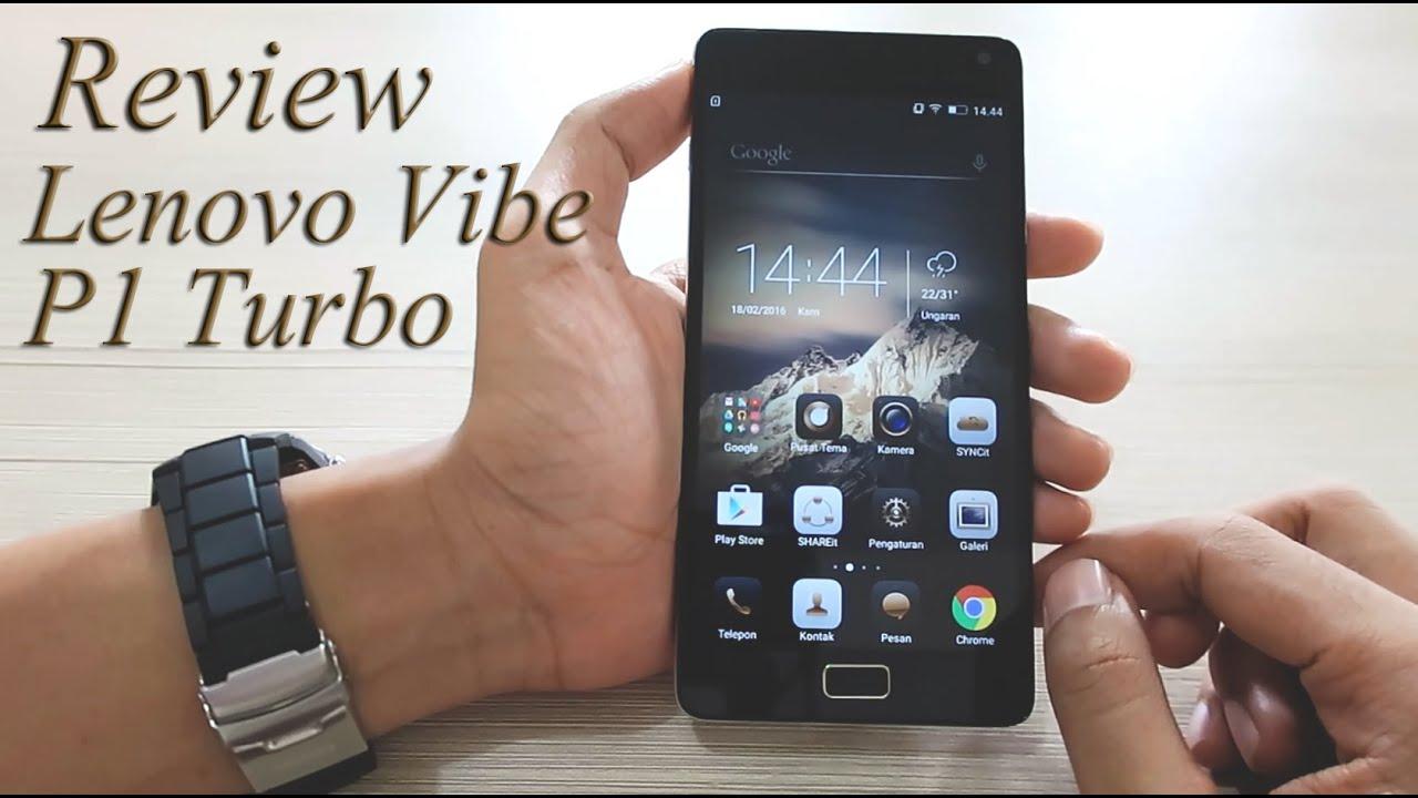 Review Lenovo Vibe P1 Turbo Indonesia