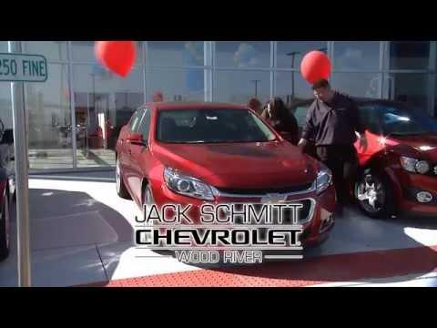 Jack Schmitt Chevy  Wood River Auto Wipeout