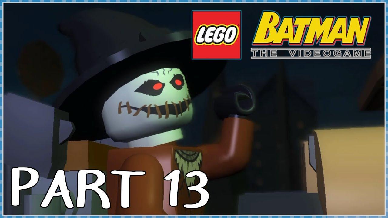 LEGO Batman The Videogame Co-op Playthrough Part 13 - A ...