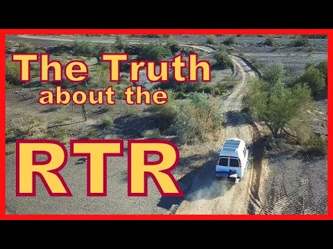 The Whole Truth about RTR 2019: It's Going to Be Great!!