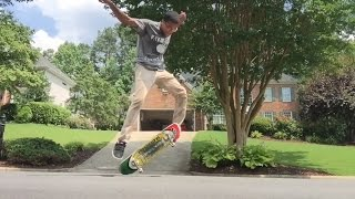 FROM OLLIES TO BACKSIDE DOUBLE FLIPS | AWESOME PROGRESSION