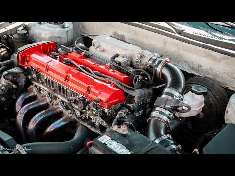 I Painted My Cold Air Intake | 2006 Hyundai Tiburon GS