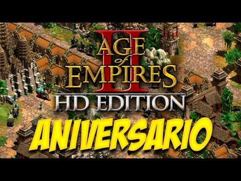 20 ANIVERSARIO de AOE !! | AGE OF EMPIRES 2: ONLINE #38