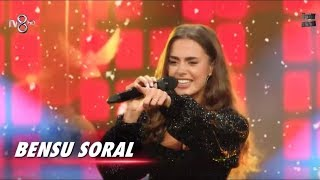 Bensu Soral O Ses Türkiye RAP PERFORMANSI