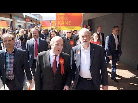 Jeremy Corbyn   Labour's General Election campaign launch