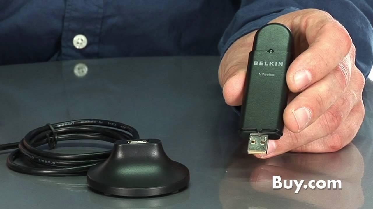 Belkin Wireless Usb Adapter Driver