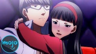 Top 10 Drunken Anime Scenes (ft. Todd Haberkorn)