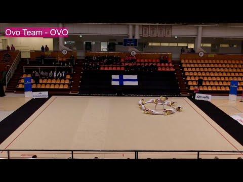 OVO Team - Joukkuevoimistelun SM 2020 Helsinki