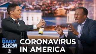 Coronavirus Hits America - Is This How We Die? | The Daily Show