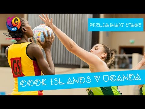 Cook Islands v Uganda | #NWYC2017
