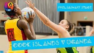Cook Islands v Uganda | #NWYC2017 thumbnail