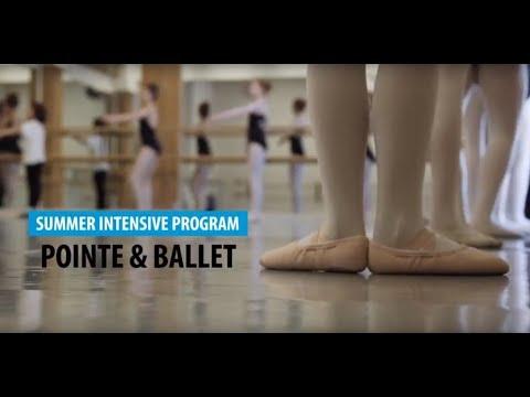 Ballet Idaho Academy Summer Intensive, Classical Feature