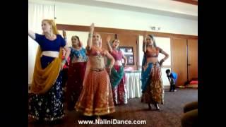 Sakhiya Re Nalini Dance Bollywood group Nachle