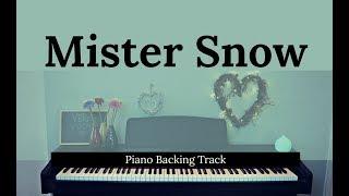Mister Snow - CAROUSEL (Piano Backing / Instrumental / Karaoke Track)