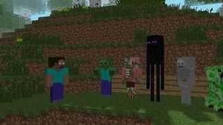 Monster School - Farming [Minecraft Animation]