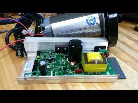 5 Treadmill Motor Linisher Belt Sander Doovi