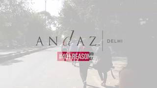 Art for Everyone with St+ Art India | #401Reasons by Andaz Delhi
