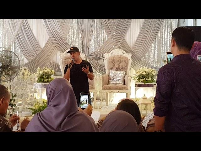 Sufie Rashid at wedding