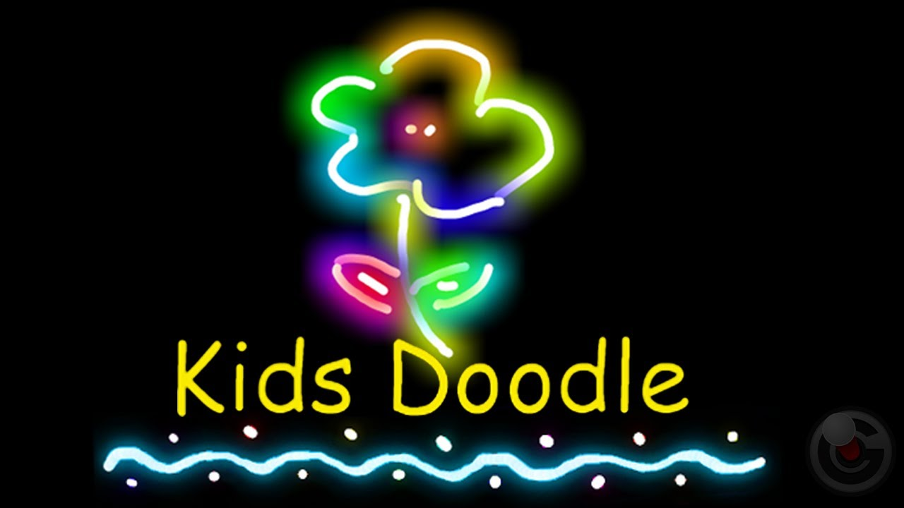 Kids Doodle - Movie Kids Color & Draw - iPhone & iPad ...