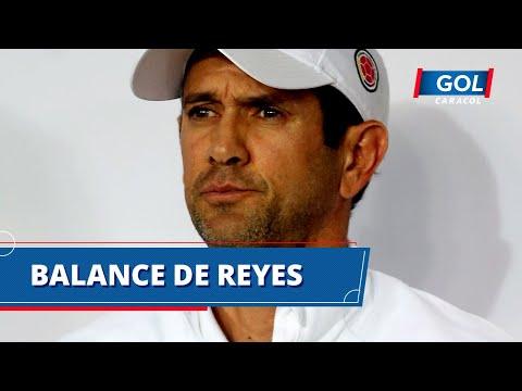 """Arturo Reyes: """"La parte positiva es que varios jugadores se hicieron visibles para Selecciones"""""""