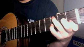 My Love- Westlife Guitar Solo