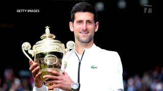 Both novak djokovic and roger federer played at their best in the longest wimbledon final history. ultimately, came out victorious end. » ...