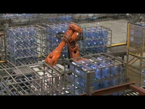 Bottled Water Manufact...