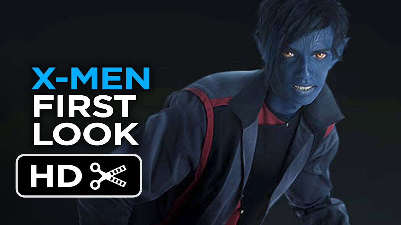 X-Men: Apocalypse - Nightcrawler First Look (2016) Superhero Movie ...