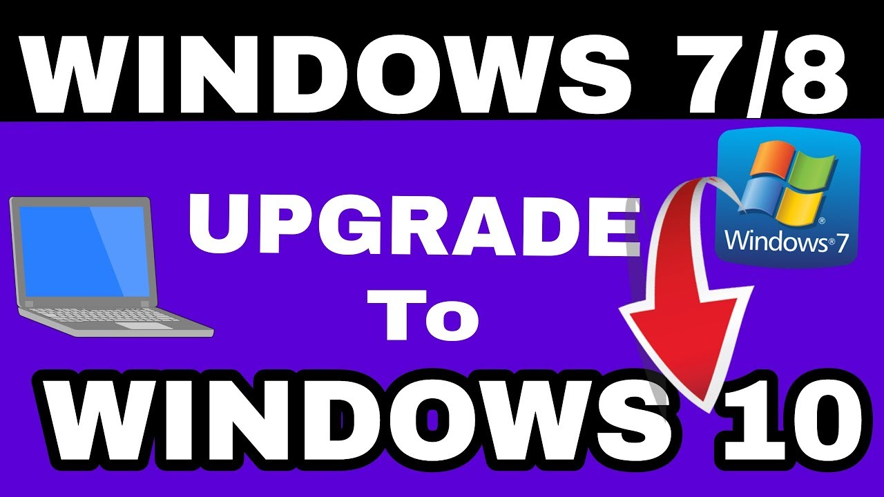 upgrade from windows 8.1 to windows 10 free 2018