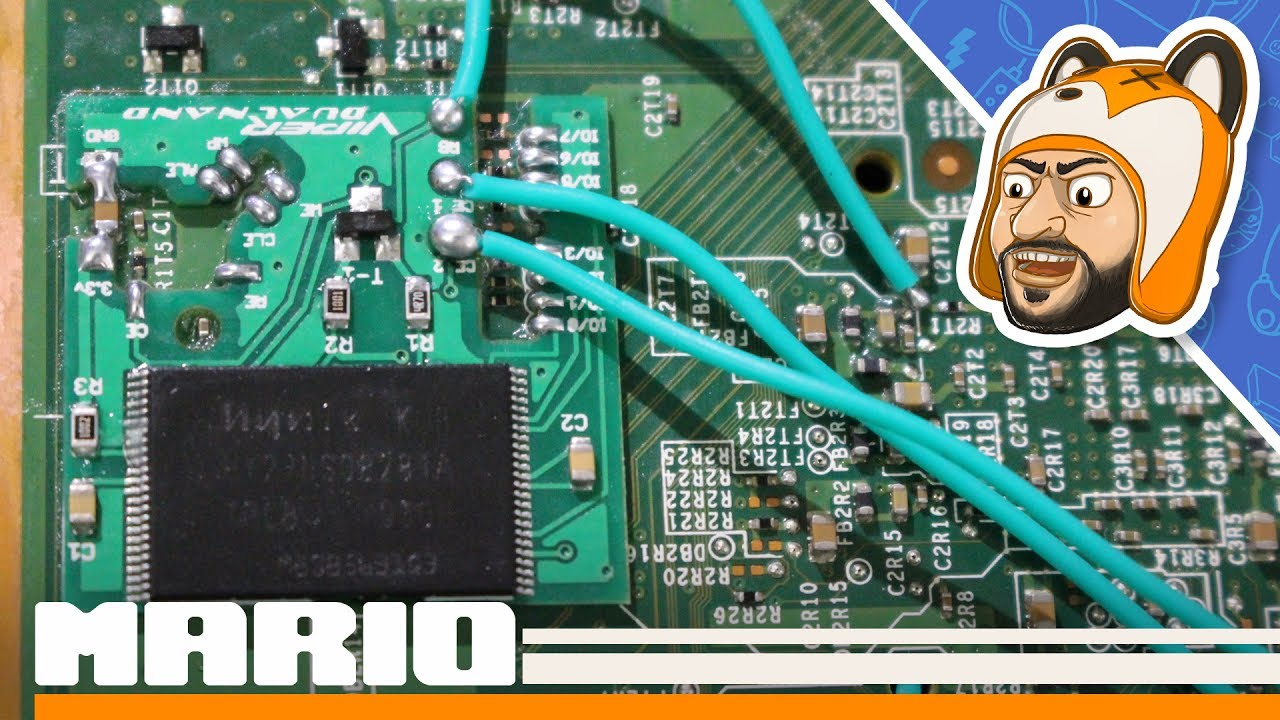How to S-RGH & Dual NAND a Xbox 360 Slim (Trinity) - X360ACE V3 & Viper  Dual NAND Tutorial